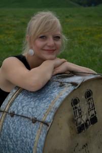 Kulturtage-Initiatorin Steffi Trinker
