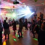 Partystimmung in St. Birgitta